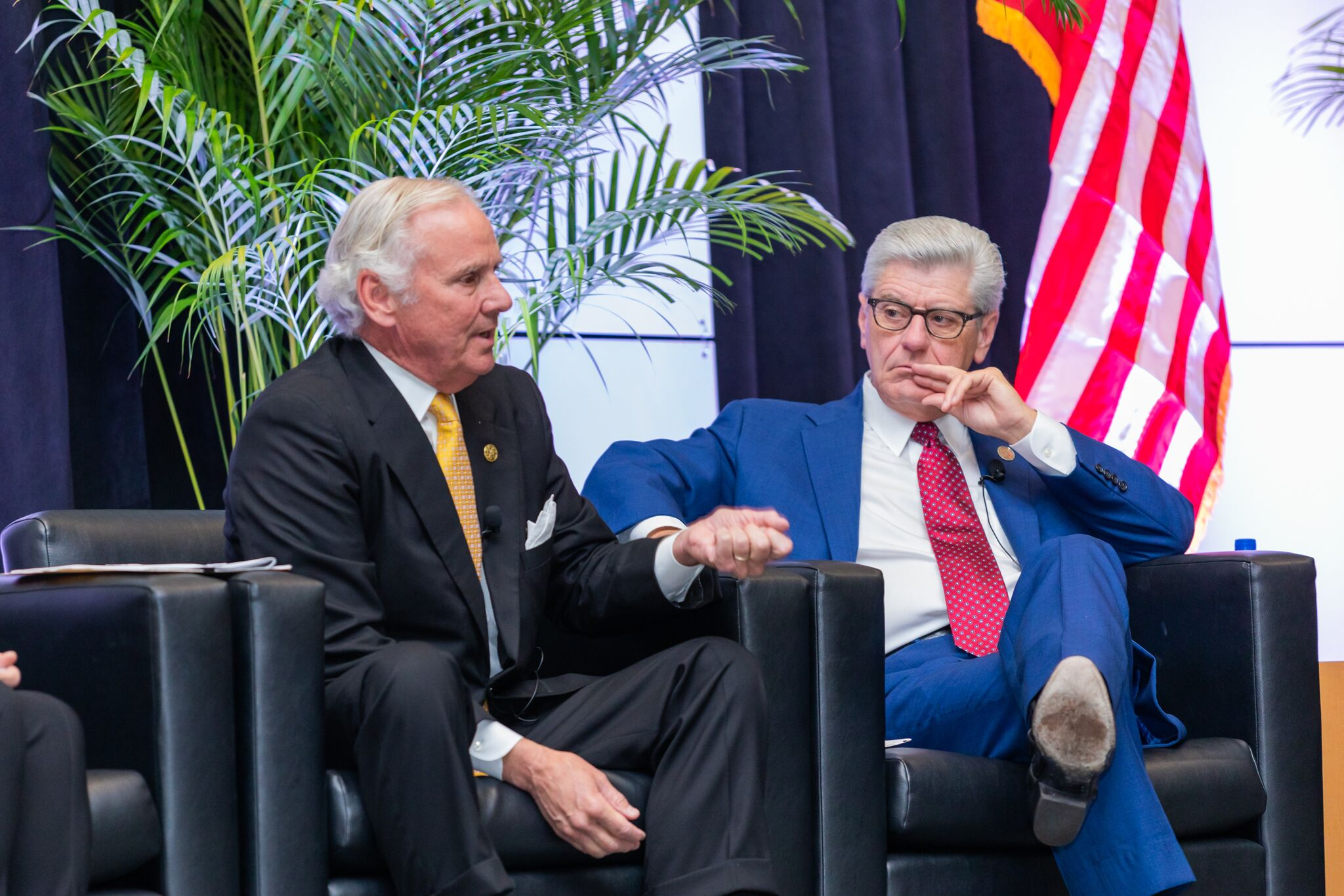 Mississippi Governor Phil Bryant and South Carolina Governor Henry McMaster compare state Opportunity Zone strategies