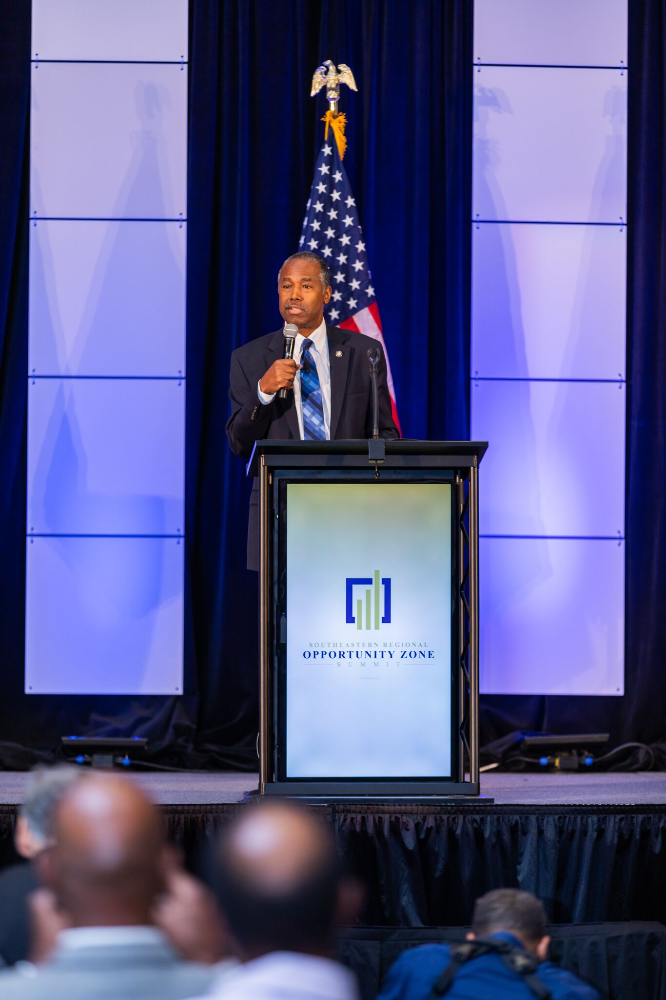 Secretary Carson announces new Opportunity Zones resources in Jackson, MS