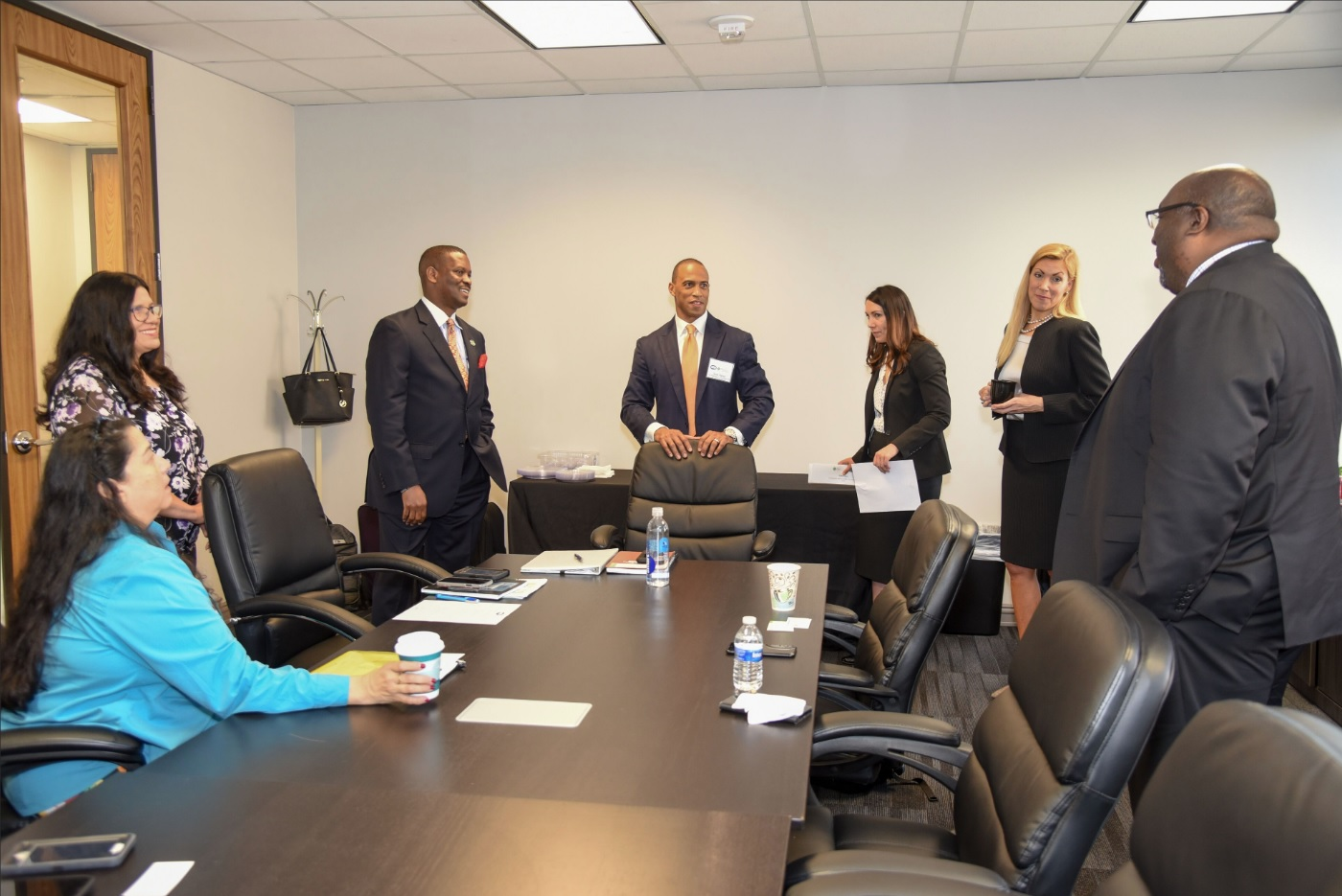 Executive Director Turner joins New Orleans community leaders to discuss Opportunity Zones